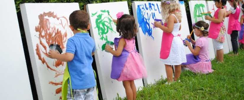 деца творят